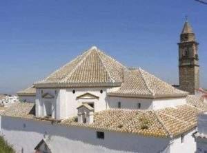 monasterio de jesus medina sidonia