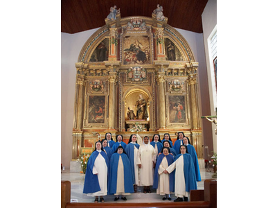 monasterio de jesus y maria concepcionistas franciscanas valladolid