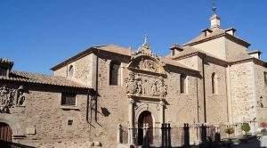 monasterio de la anunciacion carmelitas descalzas alba de tormes 1