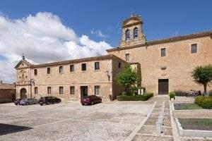 monasterio de la ascension del senor iesu communio ciudad ducal de lerma