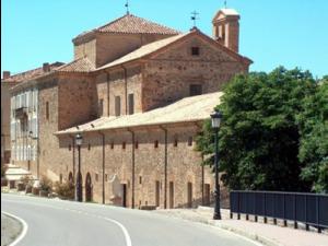 monasterio de la concepcion concepcionistas franciscanas agreda