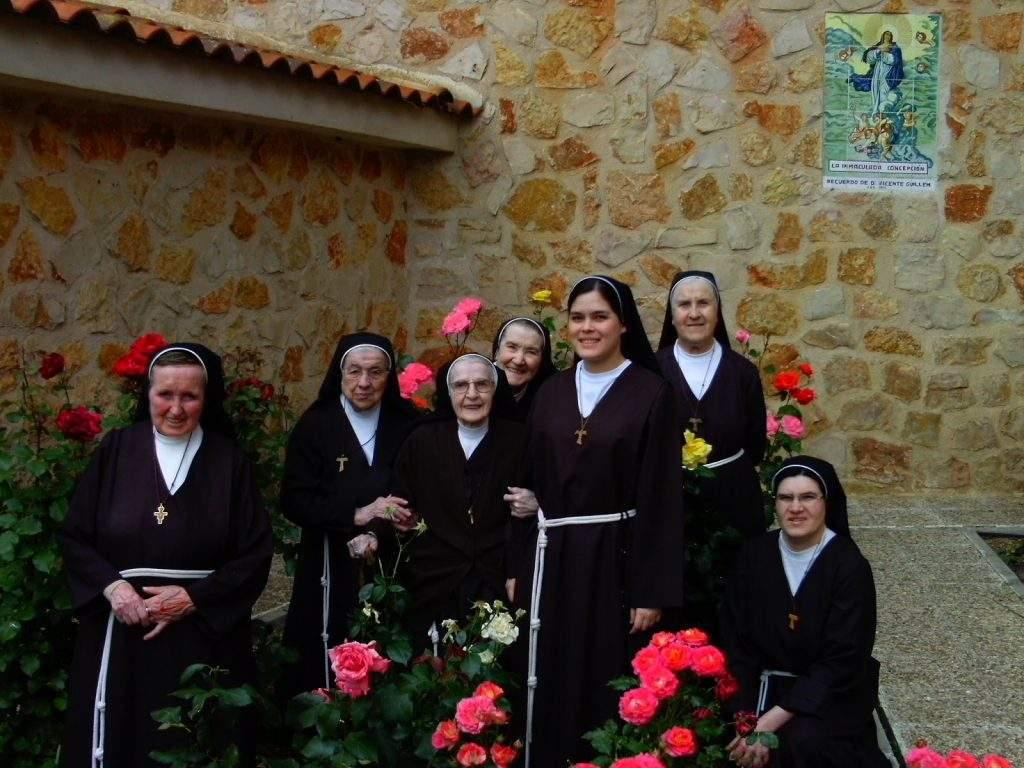 monasterio de la concepcion franciscanas clarisas el toboso