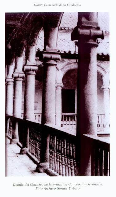 monasterio de la concepcion jeronima jeronimas madrid