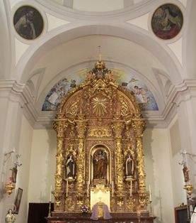 monasterio de la inmaculada concepcion del carmen carmelitas descalzas talavera la real
