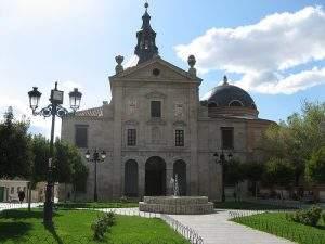 monasterio de la inmaculada concepcion dominicas loeches