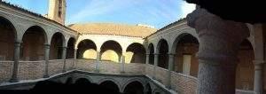 monasterio de la madre de dios dominicas olmedo