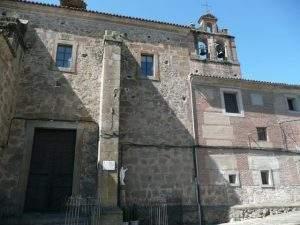 monasterio de la misericordia azulinas oropesa