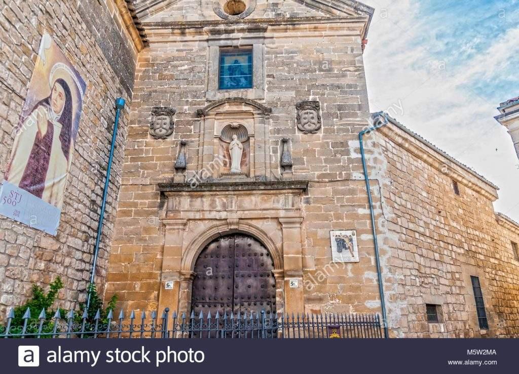 monasterio de la purisima concepcion carmelitas descalzas ubeda