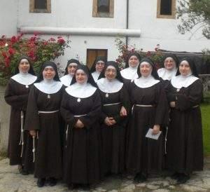 monasterio de la purisima concepcion clarisas villaviciosa