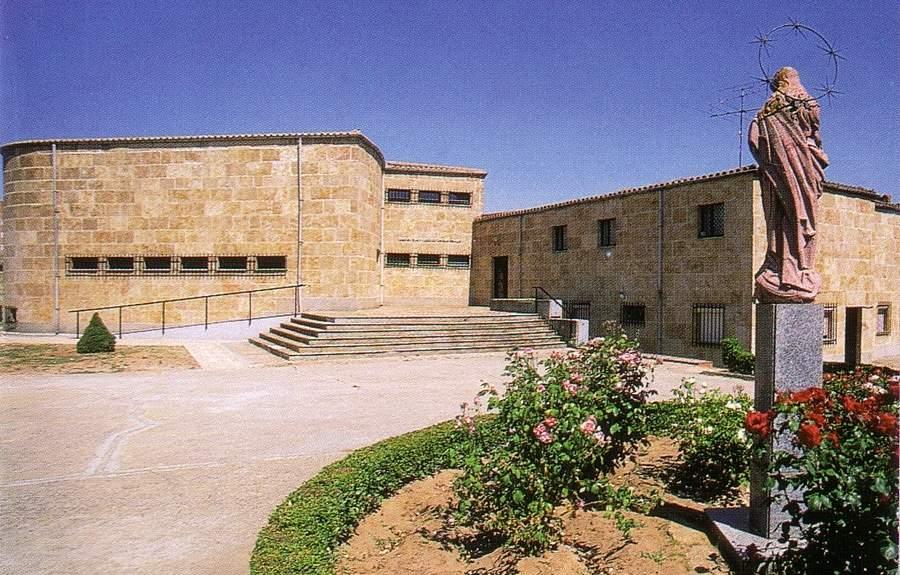 monasterio de la purisima concepcion franciscanas descalzas salamanca
