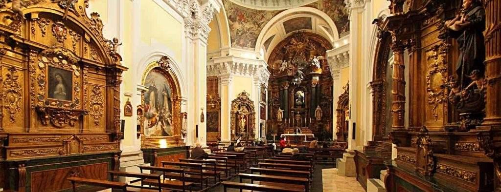 monasterio de la purisima concepcion mercedarias madrid