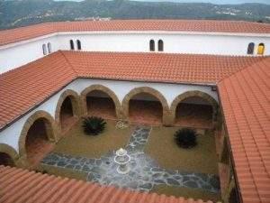 Monasterio de la Santísima Trinidad (Benedictinos) (Santa Brígida)