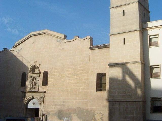 monasterio de la santisima trinidad dominicas orihuela
