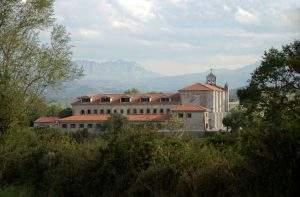 monasterio de la santisima trinidad trinitarias suesa