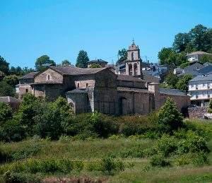 monasterio de la virgen de la peregrina san martin de castaneda