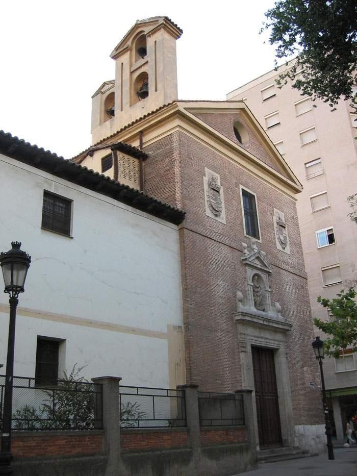 monasterio de las descalzas reales franciscanas clarisas valladolid