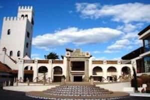 monasterio de nuestra senora de los angeles constantina