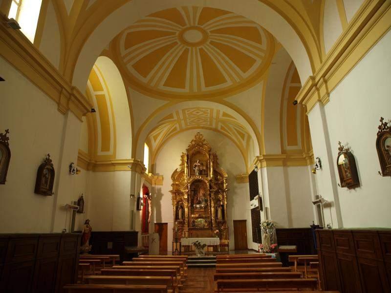 monasterio de nuestra senora del buen remedio trinitarias fuensaldana