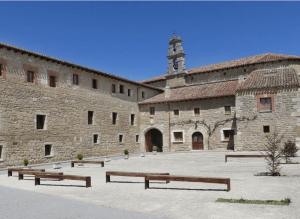 monasterio de nuestra senora del espino clarisas vivar del cid