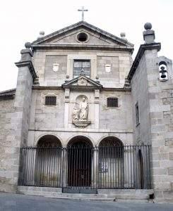 Monasterio de Nuestra Señora del Monte Carmelo y San José (Linares)