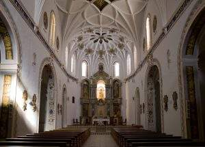 monasterio de nuestra senora del olivar estercuel