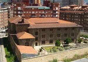 monasterio de nuestra senora del pilar capuchinas bilbao