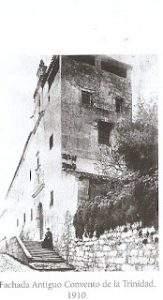 monasterio de nuestra senora del remedio trinitarias alcala la real 1