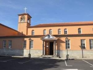 Monasterio de Nuestra Señora del Socorro (Instituto del Verbo Encarnado) (Güímar)