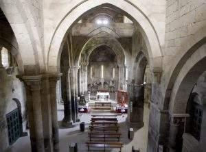 monasterio de ramiras ramiras