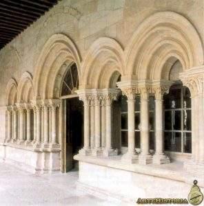 monasterio de san andres del arroyo alar del rey