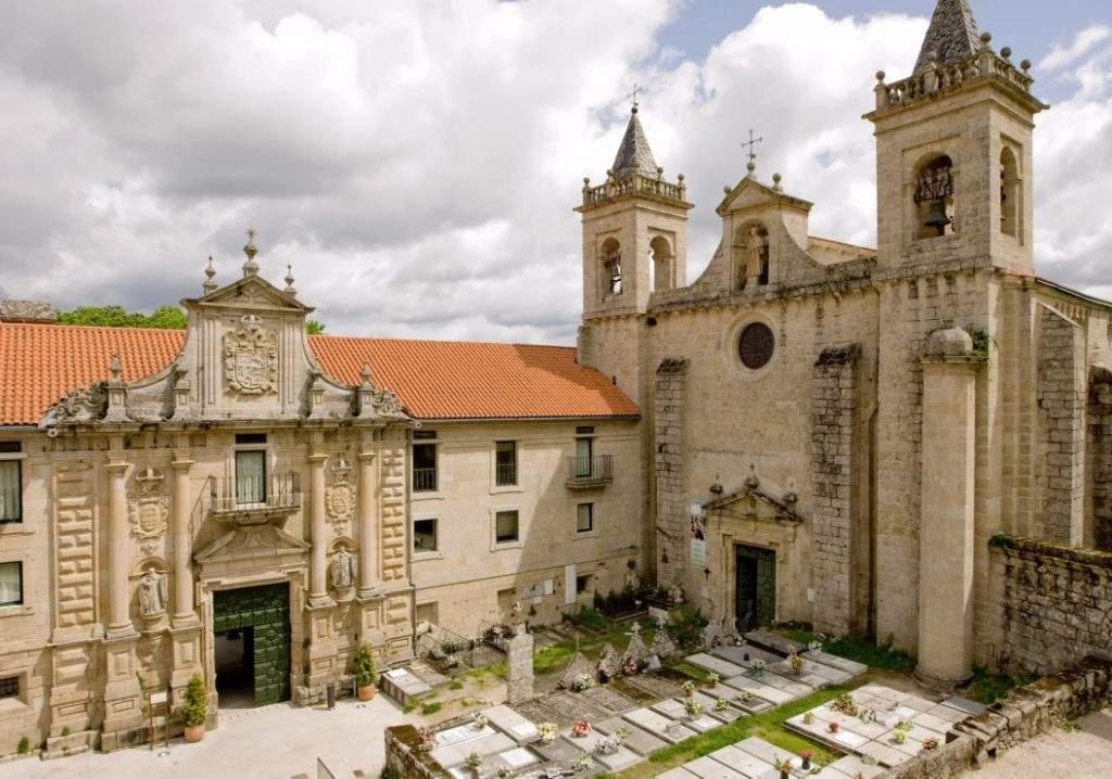 monasterio de san esteban de ribas de sil nogueira de ramuin
