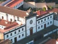 Monasterio de San Ildefonso (Monjas Cistercienses de San Bernardo) (Teror)