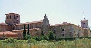 Monasterio de San Isidro de Dueñas (La Trapa) (Dueñas)