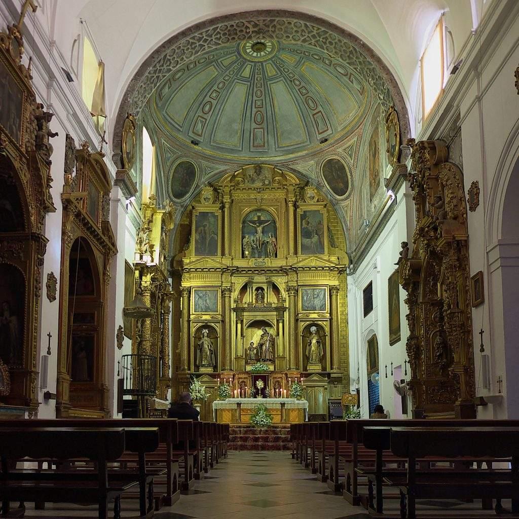 monasterio de san jose del carmen carmelitas descalzas sevilla