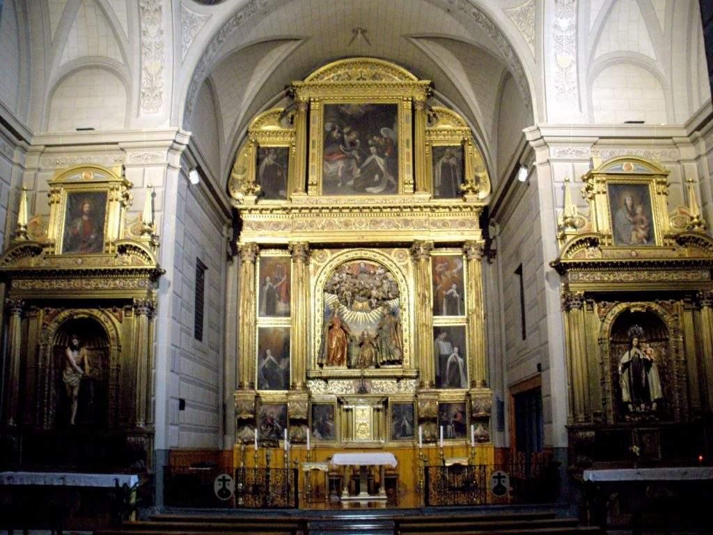 monasterio de san jose madres carmelitas calahorra