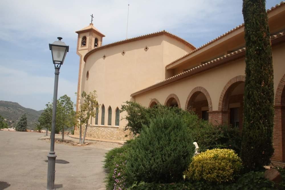 monasterio de san jose y santa teresa carmelitas descalzas serra