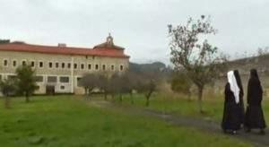 Monasterio de San Juan de Monte Calvario (Clarisas) (Escalante)