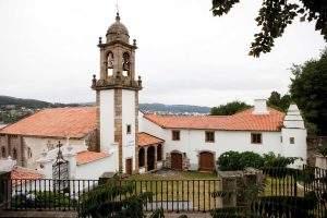 Monasterio de San Martiño de Xubia (O Couto) (Narón)
