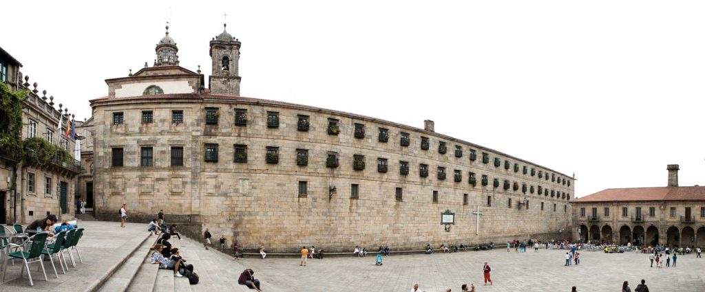 monasterio de san pelayo de antealtares benedictinas santiago de compostela