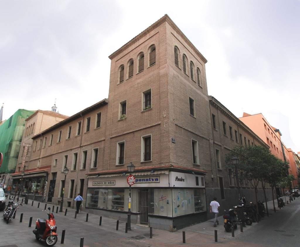 monasterio de san placido benedictinas madrid