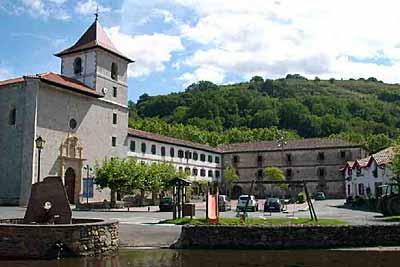 monasterio de san salvador de urdax