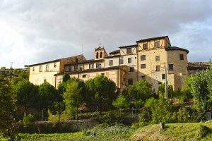 monasterio de san vicente el real segovia