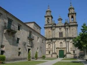 monasterio de san xoan de poio mercedarios san xoan de poio