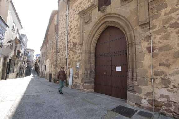 monasterio de santa ana clarisas capuchinas plasencia
