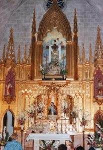 monasterio de santa ana siervas de santa maria sagunt