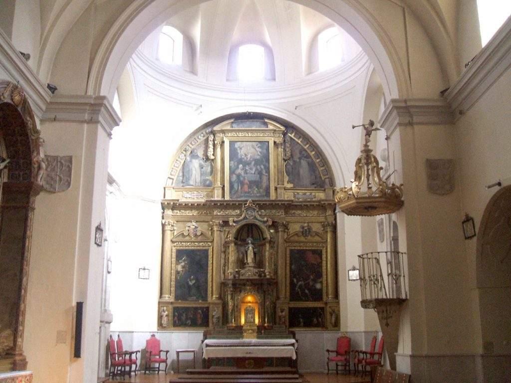 monasterio de santa catalina de siena dominicas valladolid