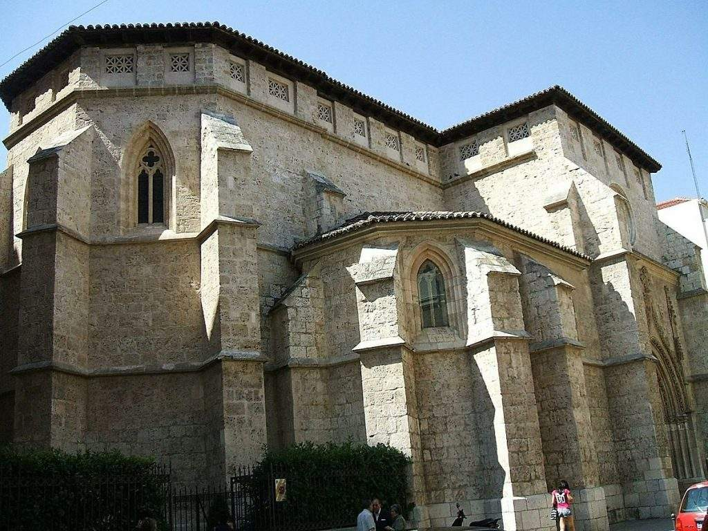 monasterio de santa clara clarisas palencia