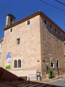 Monasterio de Santa Clara (Clarisas) (Villarrobledo)