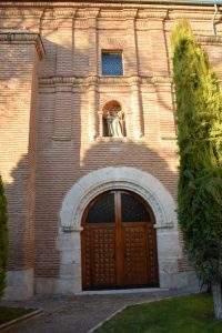 Monasterio de Santa Clara (Franciscanas Clarisas) (Medina del Campo)