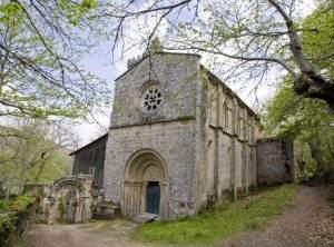 monasterio de santa cristina de ribas de sil parada de sil